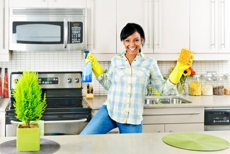 spring cleaning tips 2020